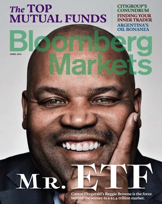 Mr. ETF on Bloomberg Markets