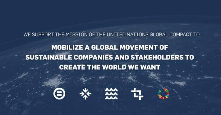 UN Global Compact Pledge