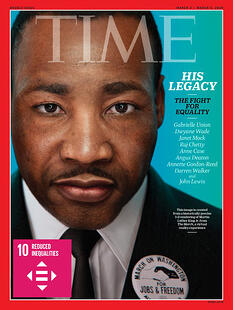 Time Cover for Press Release